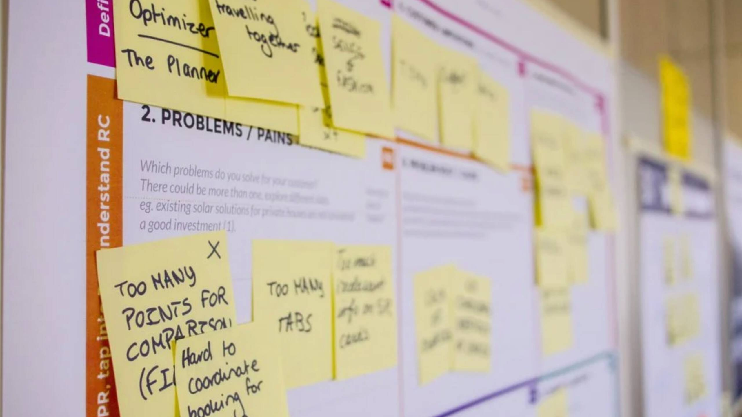 User Goals and Their Influence on the Design Process