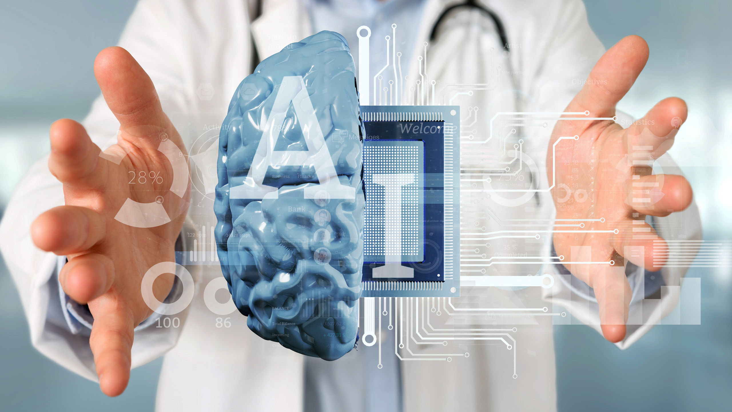 Artificial Intelligence and Machine Learning in the Healthcare Industry